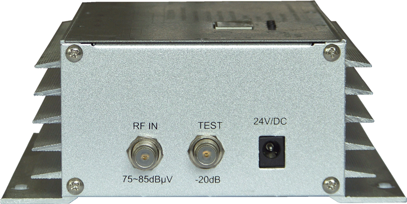 GGE-10FR 1310 nm CATV Fiber Optic transmitter optical Featured Image