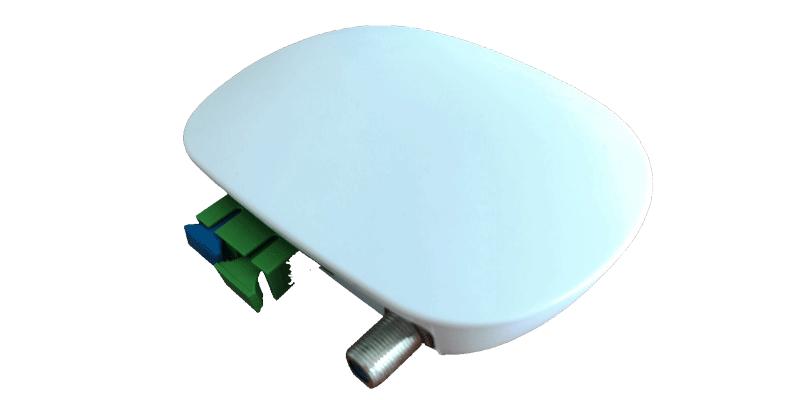 Hot New Products Ip To Rf Modulator - GGE-10H2C  Passive WDM FTTH  Optical Node – GreenGo