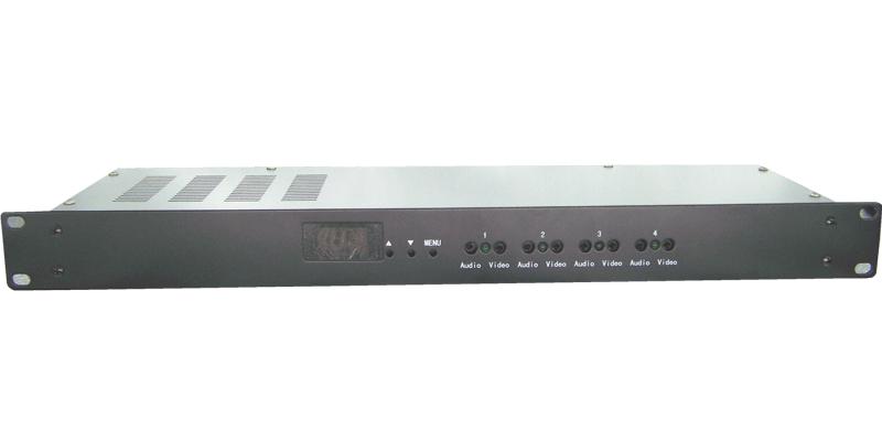 GG-4860 4 input agile channel rca a v modulator Featured Image