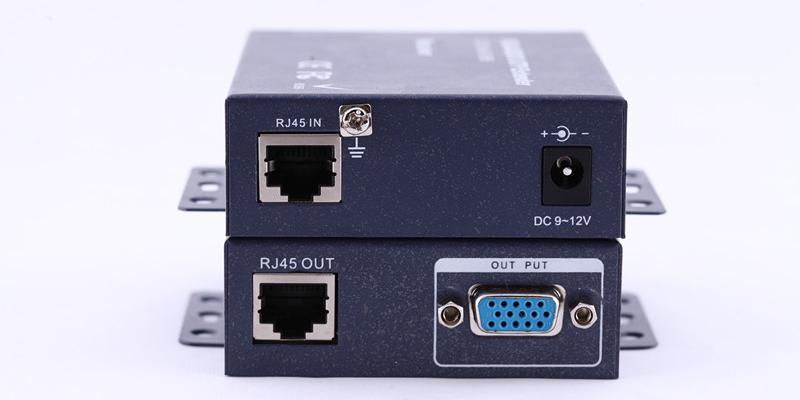 High Quality for Gge-10fr 1310 Nm Catv Fiber Optic Transmitter Optical - VGA 300M extender – GreenGo detail pictures