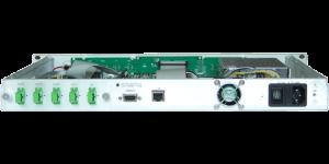 GGORT-A 1 output RF in edfa amplifier c band