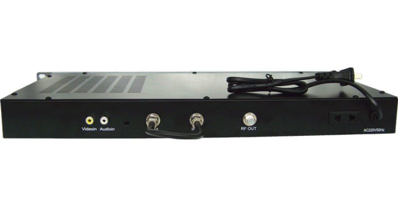 China GG-3860 TV headend equioment 3 SAW filter Fixed