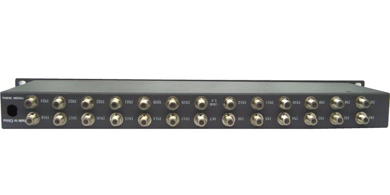 24 ports passive catv modulator combiner Featured Image