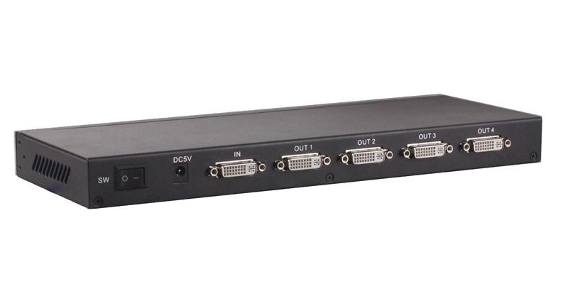 Factory wholesale Rf Modulator Pal, Rf Modulator Vhf - SP4D(DVI 1X4) – GreenGo detail pictures