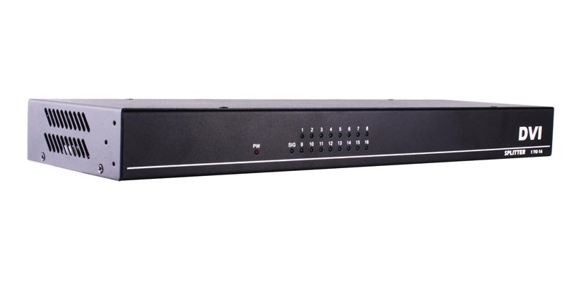 8 Year Exporter Analog Fiber Optic Transmitter - DVI1x16 – GreenGo