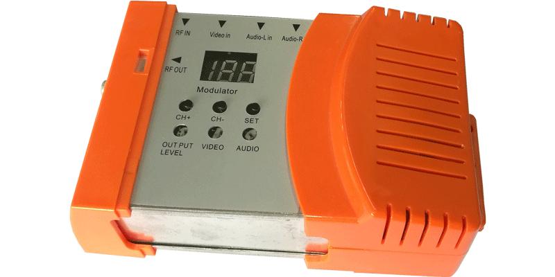 GG-1000M CATV headend agile best rf modulator Featured Image