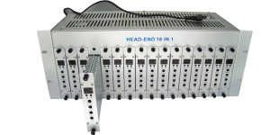 GG-16MA 16 in 1 Analog CATV Headend agile modulator