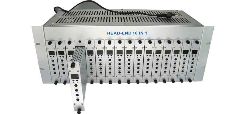 GG-16MA 16 in 1 Analog CATV Headend agile modulator Featured Image