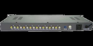 GG-8860 8 in 1  frequency agile AV to rf modulator