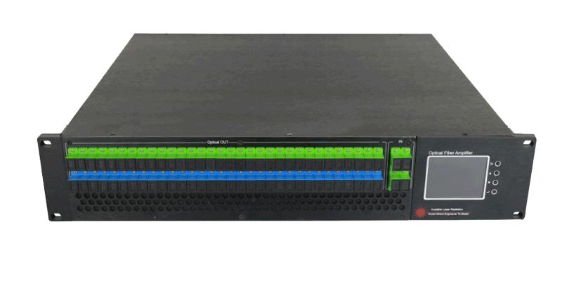 Newly Arrival Analog Tv Rf Modulator - GGE-50ErA 64 ports edfa optical amplifier – GreenGo