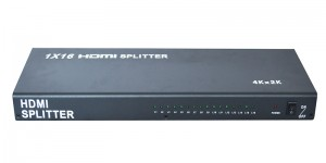 4K 2K HDMI Splitter 1 to 16