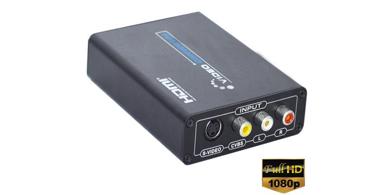 Hot Sale for Transmitter Optical - VGA TO HDMI CONVERTOR – GreenGo