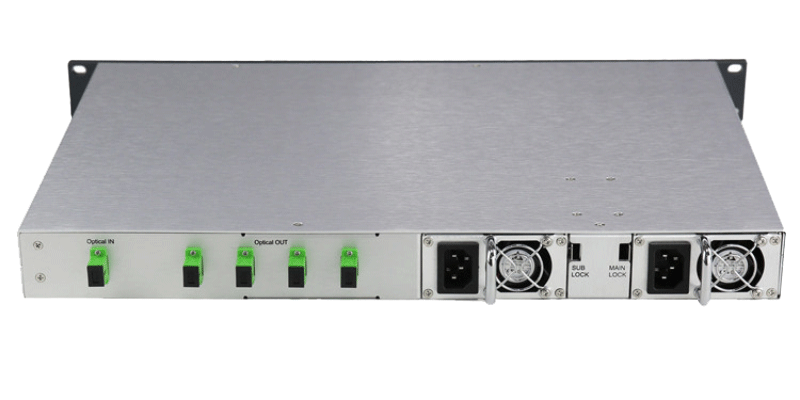 Factory wholesale Gge-10fr 1550nm Catv Optical Transmitter -