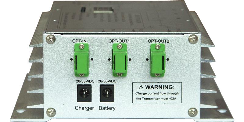 GGE-10FR  1550nm fiber optic laser transmitter Featured Image