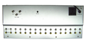 GG-16MA 16 in 1 Analog CATV Headend agile modulator