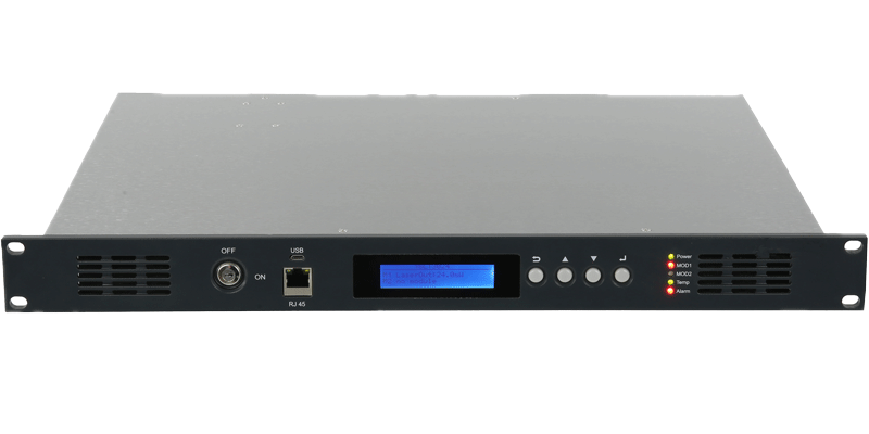 Special Design for Adjacent Channel Modulator - GGE-70LA C-band fiber optic signal amplifier – GreenGo