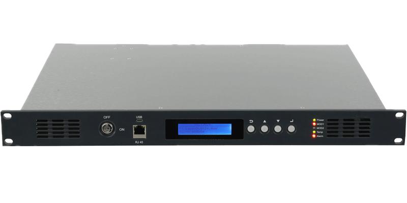 GGE-70PA Series C-band DWDM Optical Fiber fiber laser amplifier (gain-flat) Featured Image