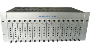 GG-16 16 1 CATV Fixed mugero headend modulator