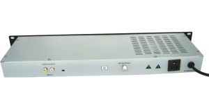 GG-963 rf video fixed channel dvb rf modulator modulator
