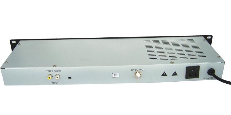 Special Design for Adjacent Channel Modulator - GG-963 rf video fixed channel dvb rf modulator modulator – GreenGo